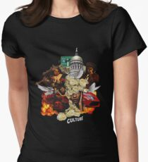 migos -culture Womens Fitted T-Shirt
