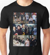 Idubbbz, maxmoefoe and filthy frank. Unisex T-Shirt