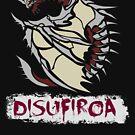 The Circular Frozen Seraphim Dragon by drakenwrath