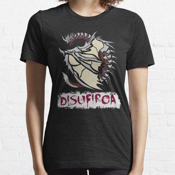 The Circular Frozen Seraphim Dragon Essential T-Shirt