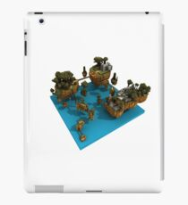 Sky Village iPad Case/Skin
