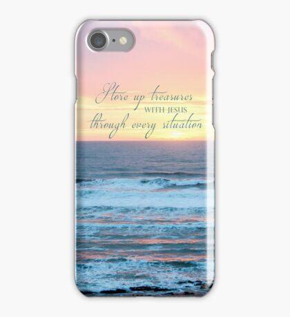 Sunset Ocean iPhone Case/Skin