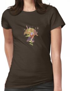 Battling Entropy Womens Fitted T-Shirt