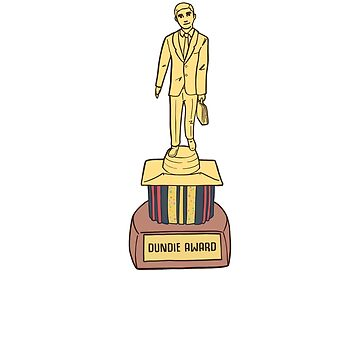 Dundie Award - The best award you can ever get by theofficememe