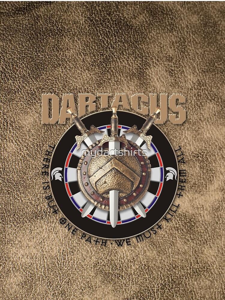 I Am Dartacus by mydartshirts