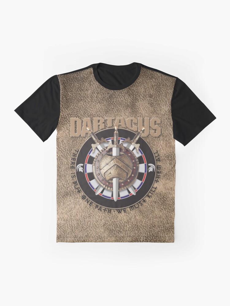 Alternate view of I Am Dartacus Graphic T-Shirt