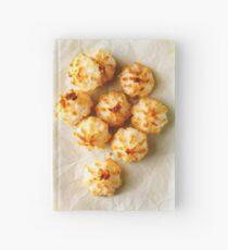 Fresh baked little coconut cookies Hardcover Journal