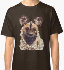 African Wild Dog Classic T-Shirt