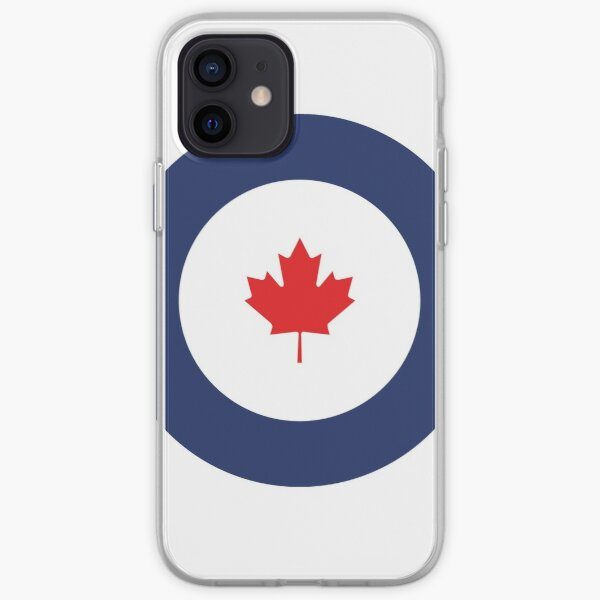 Canadian Air Force iPhone Soft Case