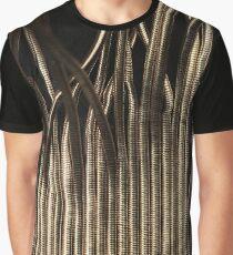 Gold gimp macro Graphic T-Shirt