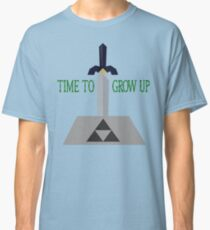 Time to Grow Up Classic T-Shirt