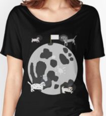 Moon Puppies Women's Relaxed Fit T-Shirt