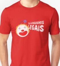 Silvia - Olá Amiguinhos Legais Unisex T-Shirt