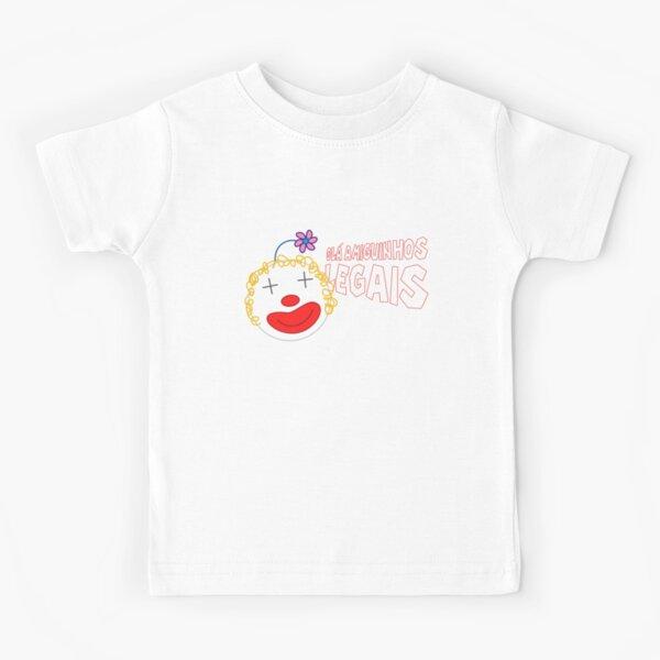 Silvia - Olá Amiguinhos Legais Kids T-Shirt