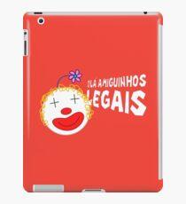Silvia - Olá Amiguinhos Legais iPad Case/Skin