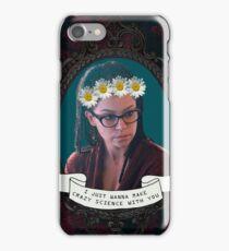Cosima Portrait iPhone Case/Skin