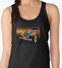 1933 Buick Coupe Women's Tank Top