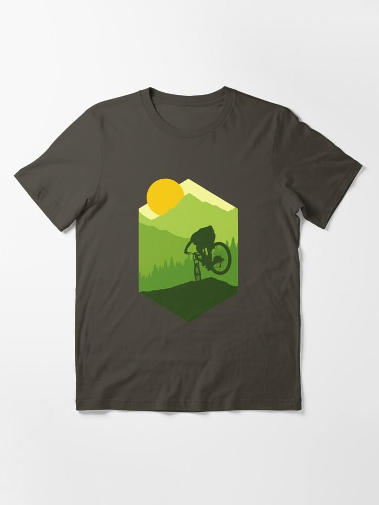 Alternate view of Bike More Essential T-Shirt