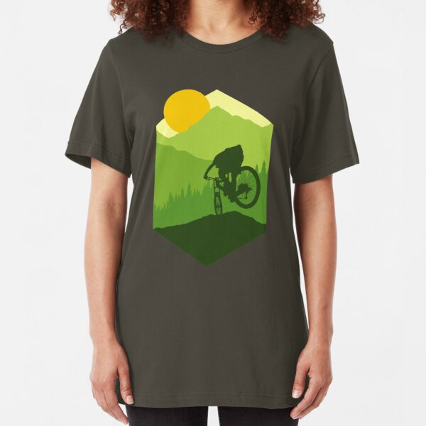 Bike More Slim Fit T-Shirt