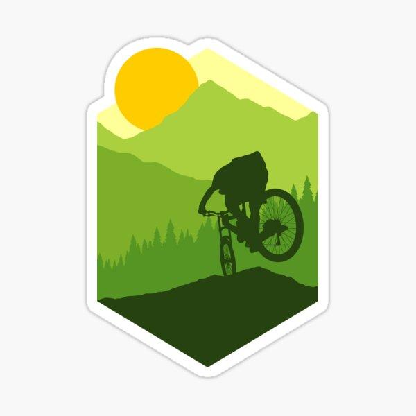 Bike More Sticker