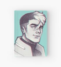 Space Dad Hardcover Journal