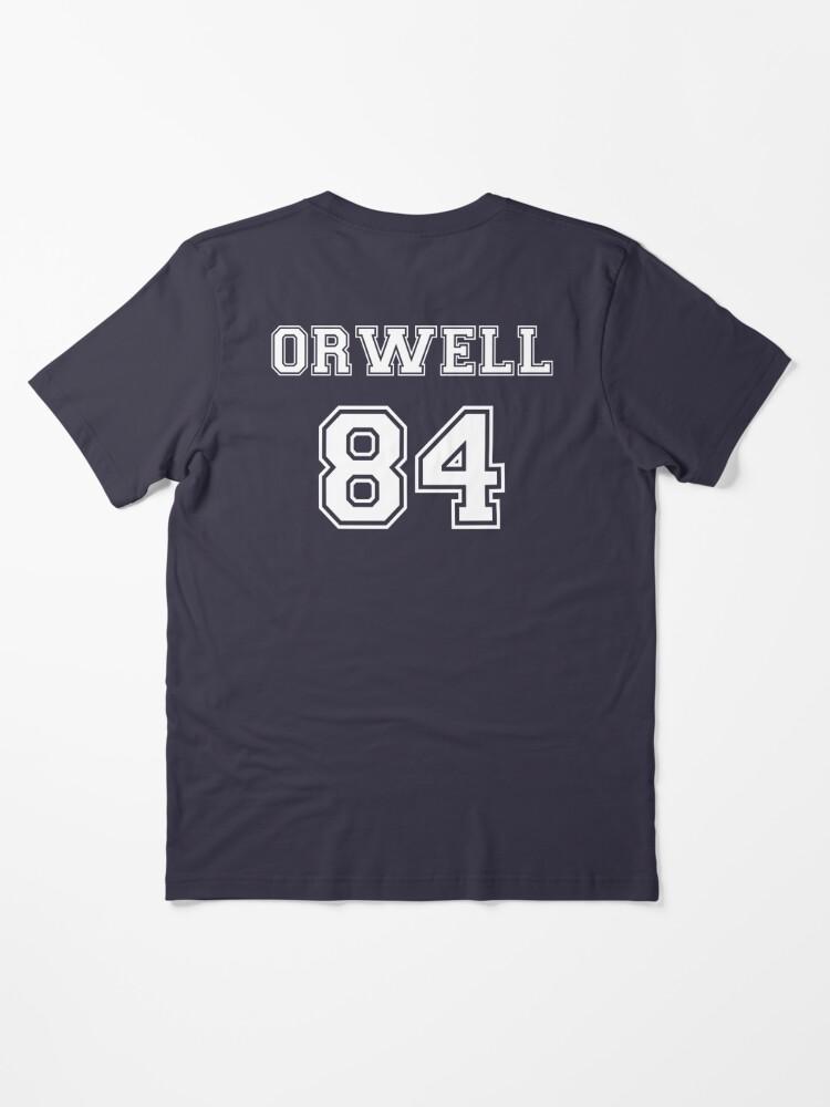 T-shirt essentiel ''1984 - George Orwell': autre vue