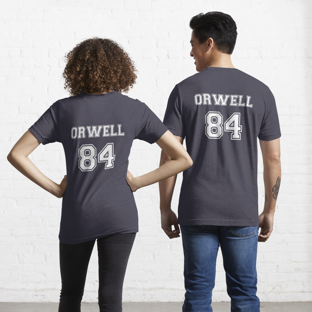 T-shirt essentiel «1984 - George Orwell»