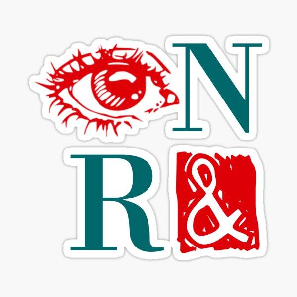 Randian Rebus Sticker