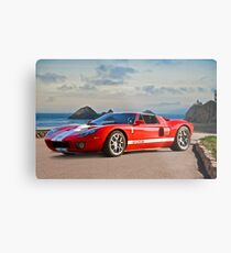 Ford GT 'Seaside' Metal Print