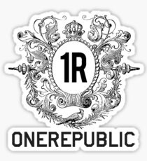 Onerepublic Sticker