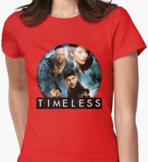 the timeless Womens Fitted T-Shirt