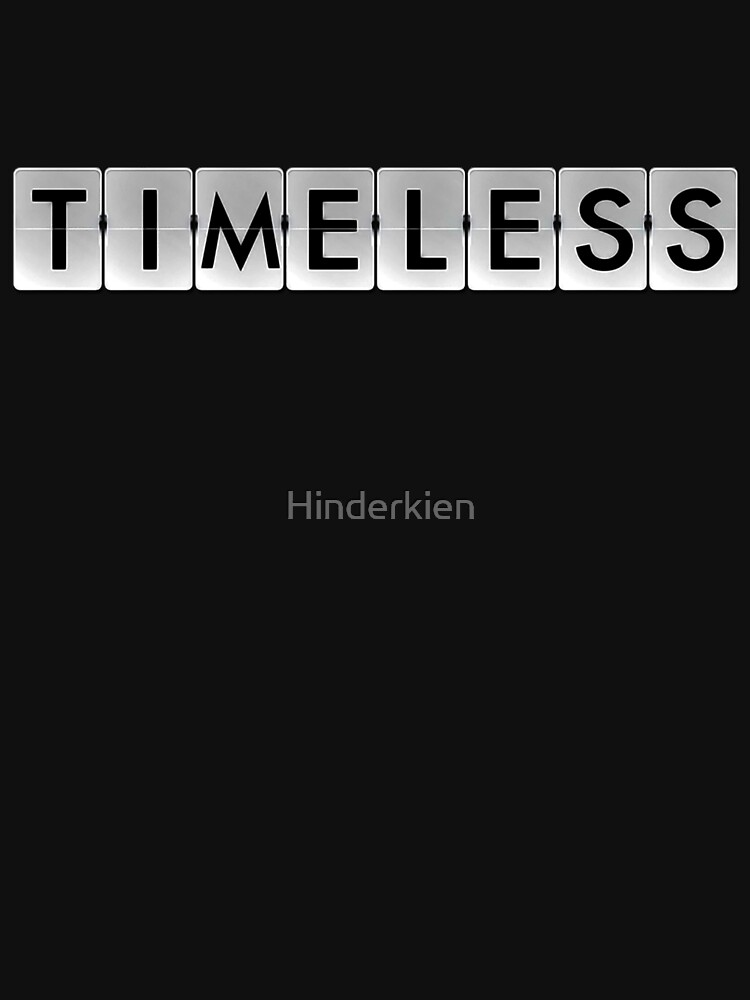 The Timeless by Hinderkien