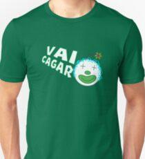 Silvia da Silvia - Vai Cagar Unisex T-Shirt