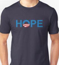 hope obama - obama logo T-Shirt