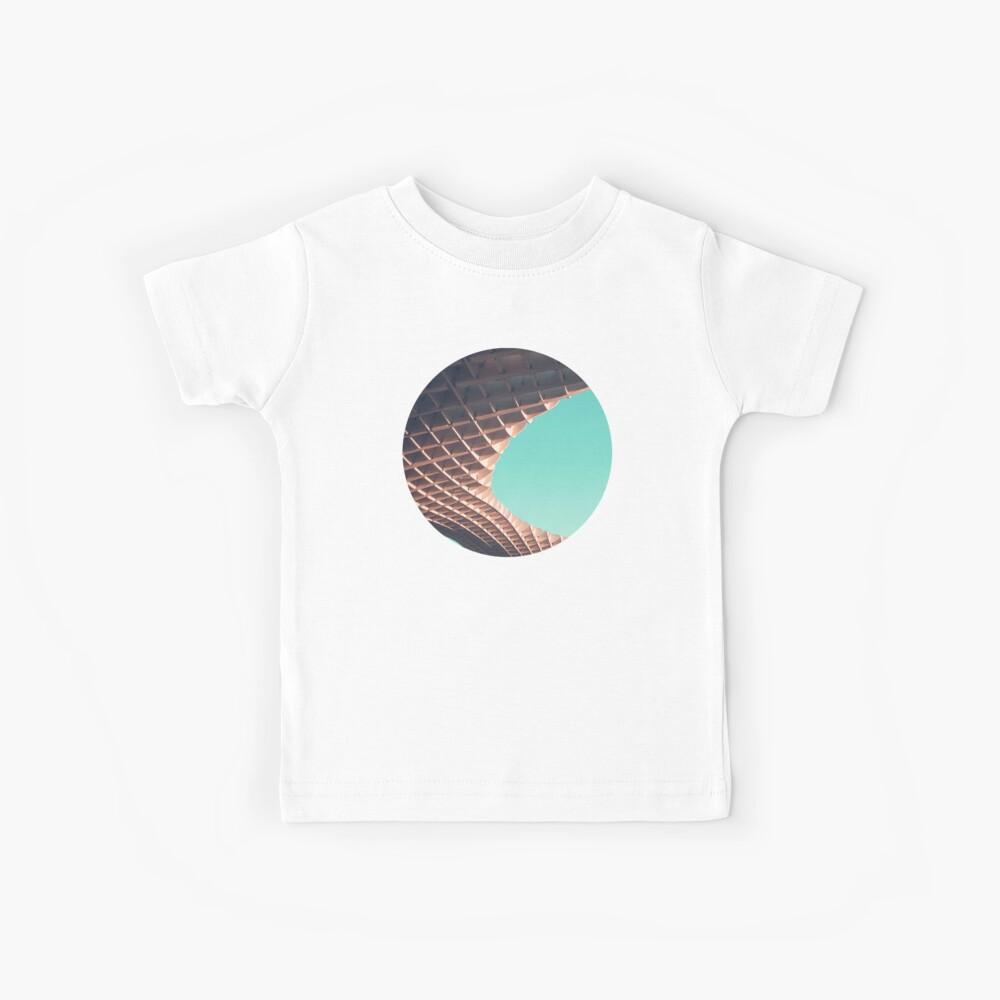 Waffel oder nicht? Kinder T-Shirt