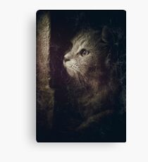 Hunting Canvas Print