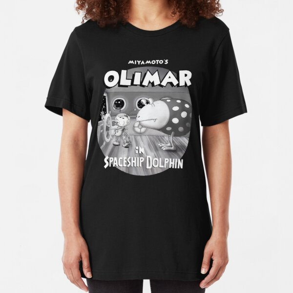 Miyamoto's Olimar Slim Fit T-Shirt