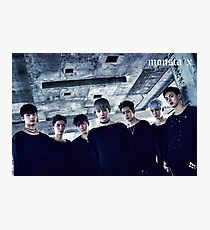 MonstaX - stuck  Photographic Print