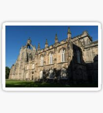 The Crown Tower - University of Aberdeen Kings College Chapel  Sticker