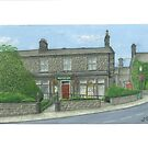 Horsforth Leeds Museum on the Green by Brian Hargreaves