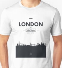 city skyline London T-Shirt