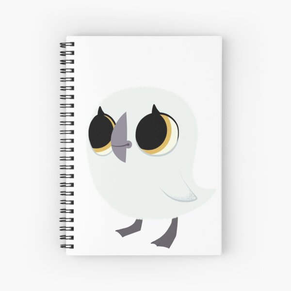 Baba Spiral Notebook