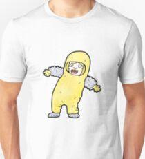 cartoon man in protective suit Unisex T-Shirt