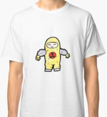 cartoon man in protective suit Classic T-Shirt