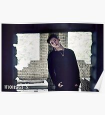 Jooheon Stuck MonstaX Poster