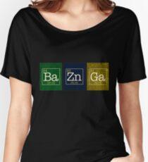 Bazinga Women's Relaxed Fit T-Shirt