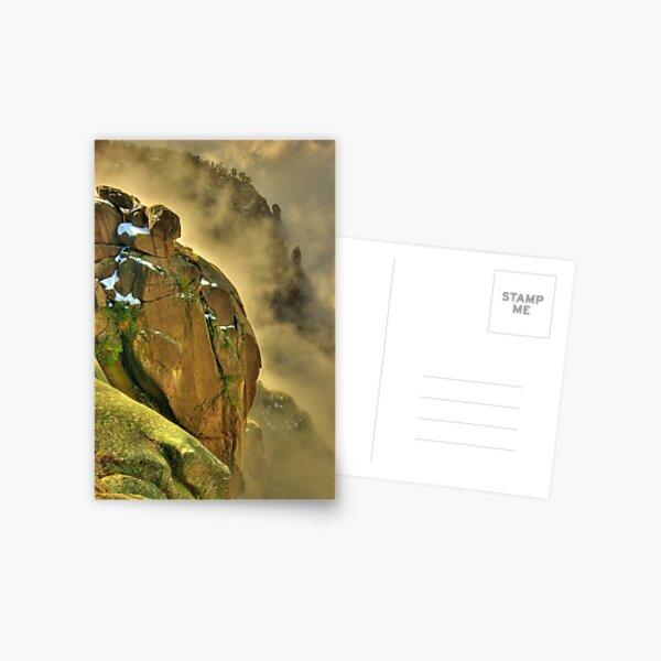 Mount Buffalo Gorge, Victoria Postcard