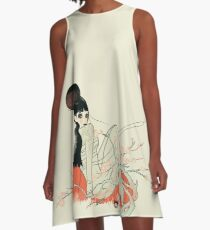 Wild geisha A-Line Dress