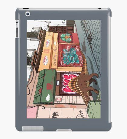 Arizonasaurus en Calle Feria iPad Case/Skin