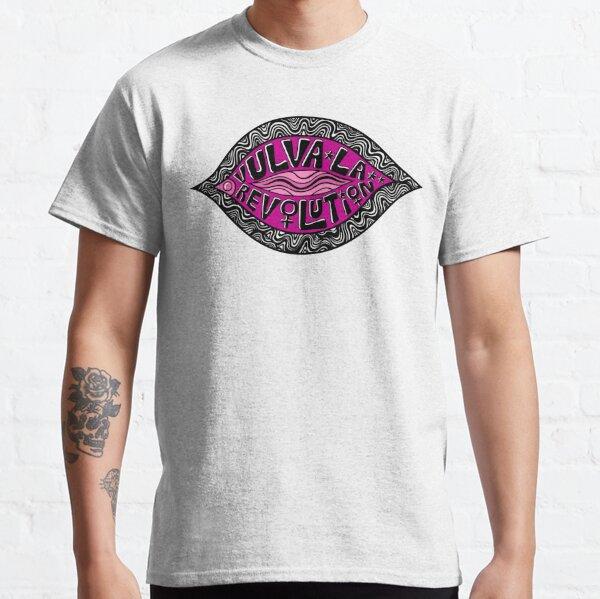 Vulva La Revolution Classic T-Shirt